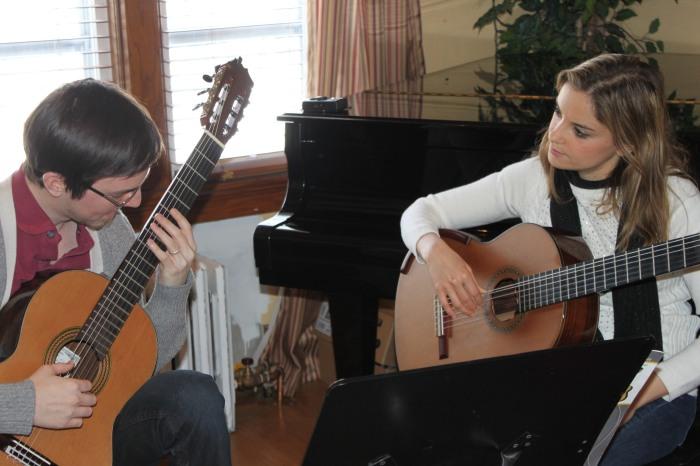 Reflections on the Ana Vidovic Master Class, January 2014, Waterloo OntarioCanada